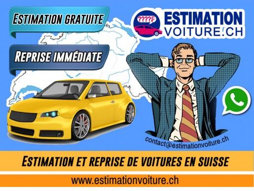 Estimation de voiture en Suisse