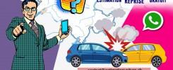 Estimation de voiture accidentée en Suisse